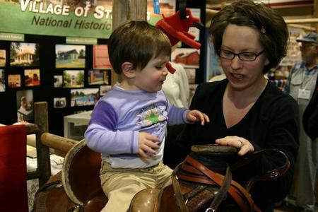 I don't like this saddle Mommy