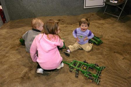 Farming is fun!